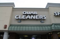 Quail Cleaners at Quail Corners